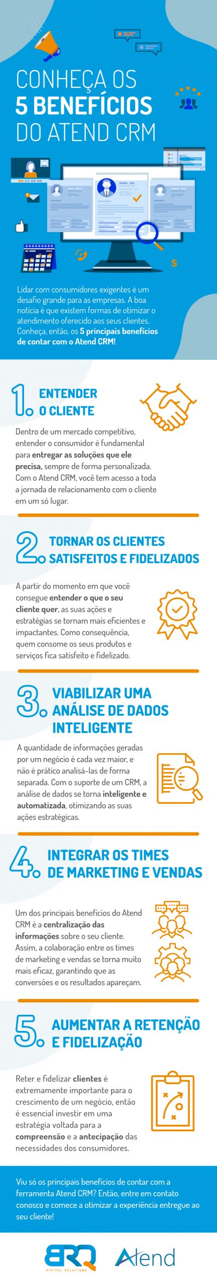 Atend CRM